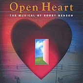 Open Heart The Musical Singer/Songwriter Album