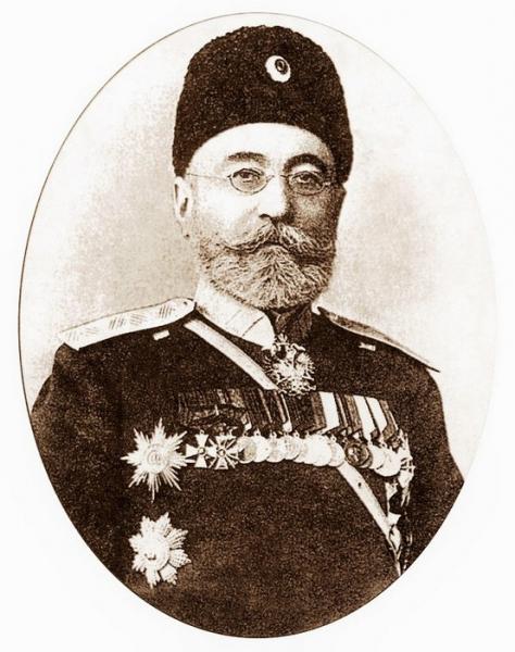 Рождённый побеждать. Николай Иванович Гродеков