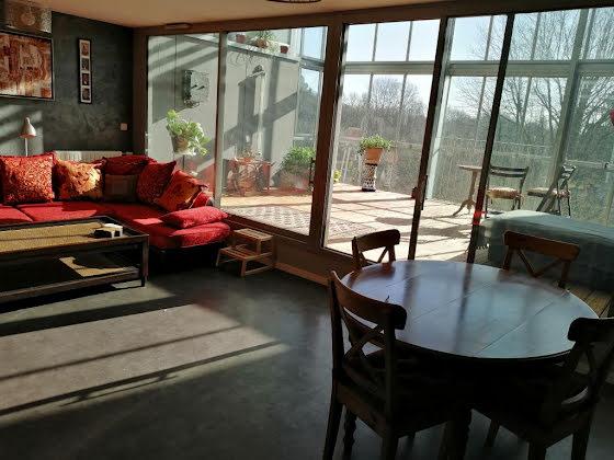 Location appartement meublé 4 pièces 84 m2
