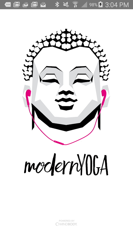 Modern Yoga- screenshot