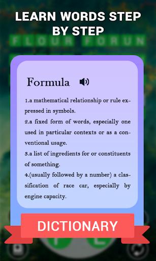 WordsMania - Meditation Puzzle Free Word Games 1.0.6 screenshots 5