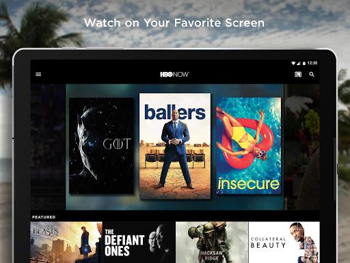 HBO NOW: Series, movies & more screenshot 15
