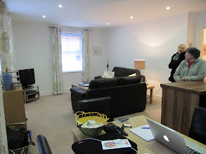 Photo: Living room in faculty flat #1