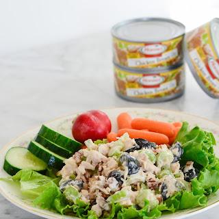 Healthy Chicken Salad {gluten free}