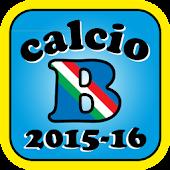 Italy football B 2015-2016