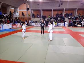 Photo: Eñaut Lasaga Arrasate judo Desoreka judo kllubeko kidea, borrokaldia hasi aurretik.