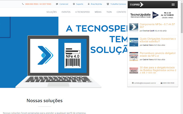 TecnoSpeed (beta)