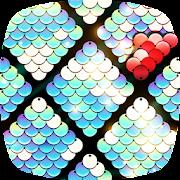 Sequin Flip Wallpaper App