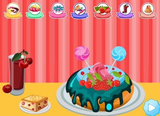Cake Girls Games Cooking Games 4.0.0 screenshots 7