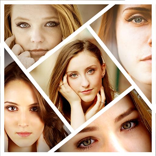 Snapshot Collage Photo Editor Icon