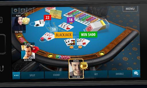 Blackjack 21 - Online Casino