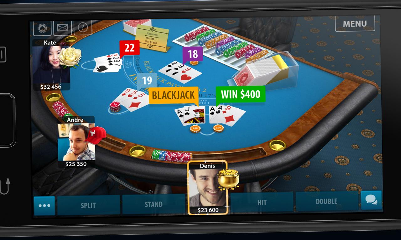 blackjack 21 casino online