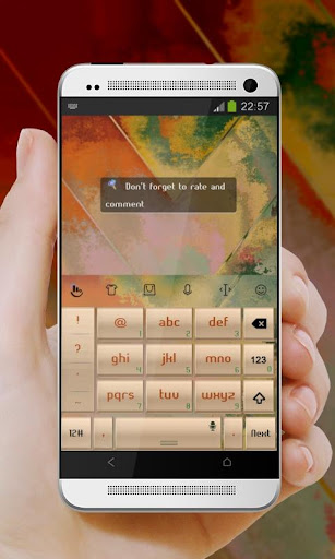 玩個人化App|시간 인쇄 TouchPal免費|APP試玩