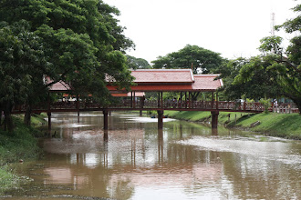 Photo: Year 2 Day 42 - Bridge on the Siem Reap River