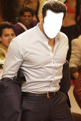 Salman Face Photo Montage