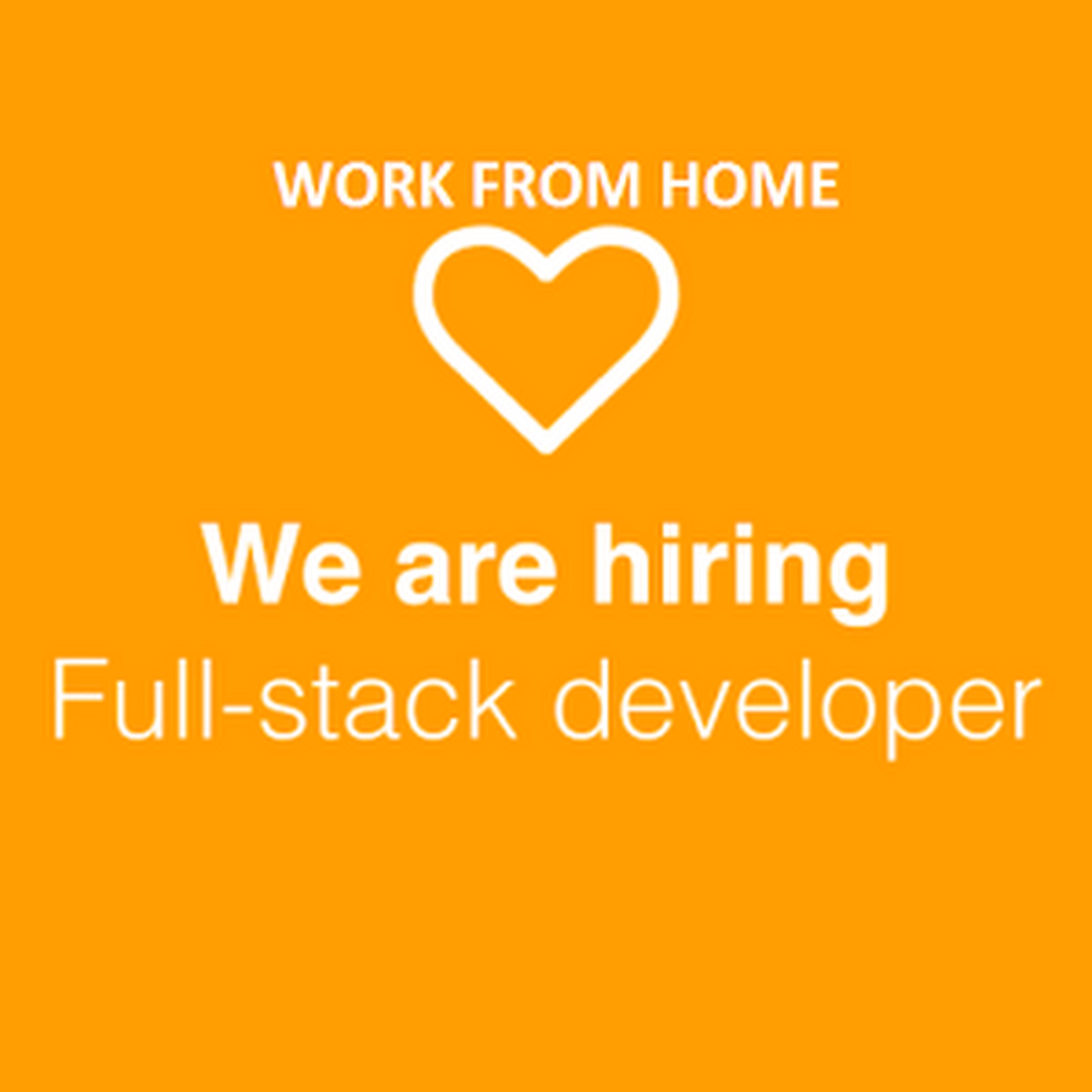 Full Stack Developer ₱75K - Work From Home