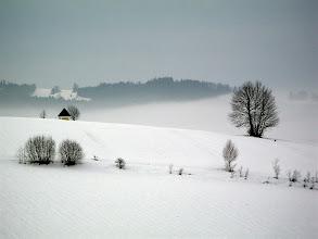 Photo: Schneelandschaft