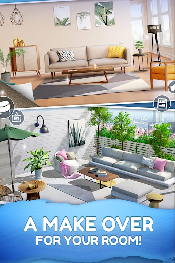 Homecraft - Home Design Game 1.2.5 screenshots 1