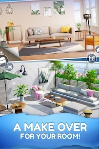 Homecraft – Home Design Game Mod 1.3.11 Apk [Unlimited Money] 1