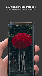 Rain Wallpapers 4K PRO ☔ Rain Backgrounds Screenshot