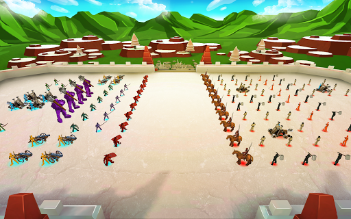 Epic Battle Simulator - screenshot