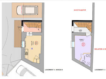 appartement à Genay (69)