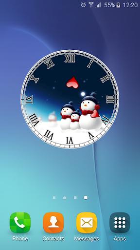 免費下載個人化APP 雪人 模擬時鐘 app開箱文 APP開箱王