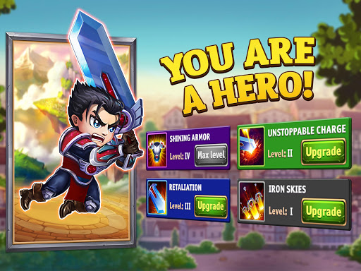 Hero Wars – Hero Fantasy Multiplayer Battles screenshot 7