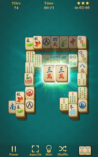 Mahjong Solitaire: Classic 1.6.6 screenshots 2