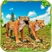 Indian Tiger Simulator: Quest