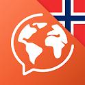 Learn Norwegian Free icon