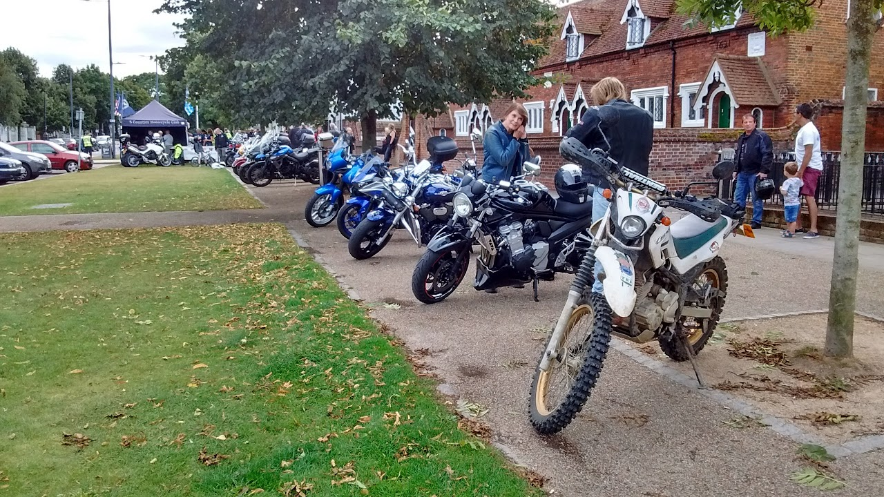2016 Baldock Bike Bash