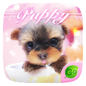 PUPPY GO Keyboard Theme