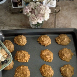 Fluffy Pumpkin Spice Cookies