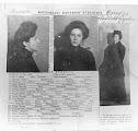 Photo: Стурэ Лидия Августовна. Одна из семи повешенных 17 февраля 1908 года.