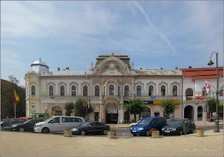 Photo: Turda - Piata Republicii, Nr.15 - fostul Palat al Postelor si Finantelor - monument istoric - 2018.08,31