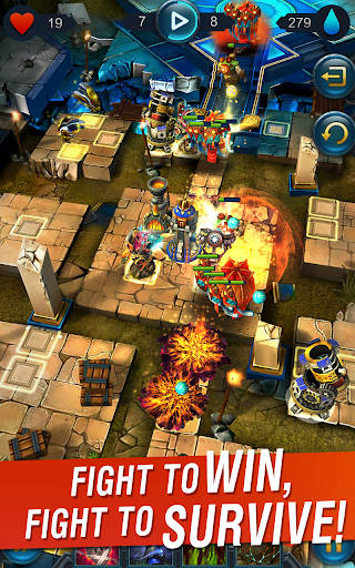 Defenders 2: Tower Defense Strategy Game 1.7.161474 screenshots 2