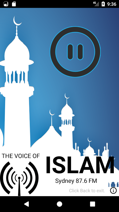 The Voice of Islam 87.6 FM- screenshot