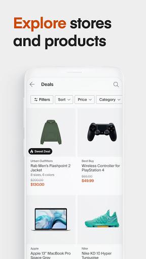 لقطات شاشة Honey Smart Shopping Assistant 4
