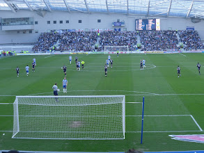 Photo: 25/02/12 v Ipswich Town (Football League Championship) 3-0 - contributed by Peter Collins