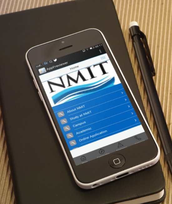 NMIT- screenshot