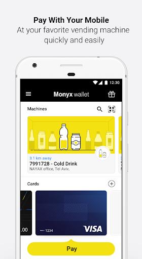 Monyx Wallet screenshots 1