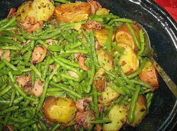 My Famous Green Beans