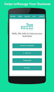 TrueRatingApp : Helps to Improve Your Business - náhled