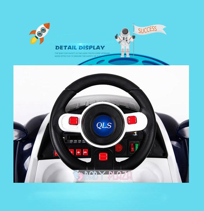 Xe hơi điện trẻ em C04007 4