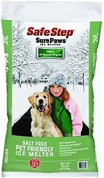 North American Salt Sure Paws Ice Melter - 20lbs
