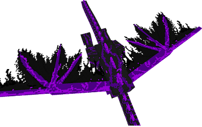 minecraft the ender dragon