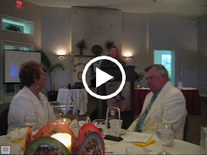 Video: Keynote Speaker Cynde Covington from Jacksonville, who is the 2010-2011 District 6970 Governor - June 5, 2010 - Induction of Dennis Micare, our new Club President, and his Board of Directors
