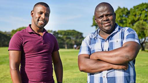 Gugulethu-based entrepreneurs Thandile Jwambi and Nicolas Kutumane accuse Nedbank of stealing their card-blocking invention.