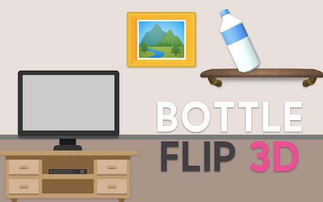Bottle Flip 3D Games Extension